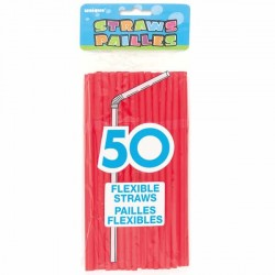 Unique - Flexible Straws