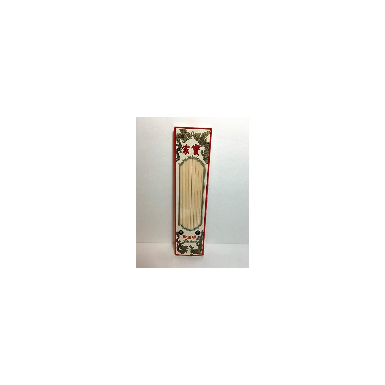 Jia Bao - Ivory Chopsticks  (10 pairs)