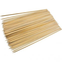 "8"" Bamboo Skewers - 200 pack"