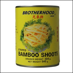 Brotherhood - 540g - Bamboo Shoots