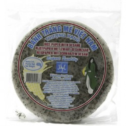 Rice Paper (Black Sesame) - 400g