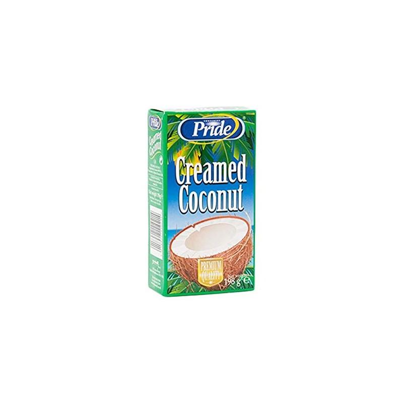 Pride Creamed 198g - Coconut Cream