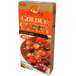 S&B - Golden 92g - Curry Sauce Mix