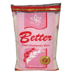 STC - Better - 1Kg - Thai Glutinous Rice