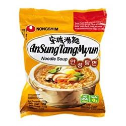 Nongshim - AnSung Tang Myun - 125g - Noodle Soup