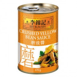 Lee Kum Kee 470g Crushed Yellow Bean Sauce