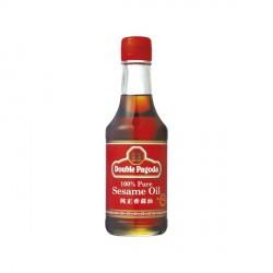 Double Pagoda 250mL 100% Pure Sesame Oil