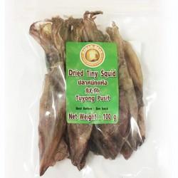Asean Seas 100g Dried Tiny Squid