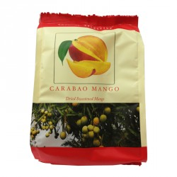 Natural Selection Carabao Mango 100g Dried Sweetened Mango