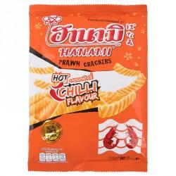 Hanami - 60g - Prawn Crackers (Hot Chilli)