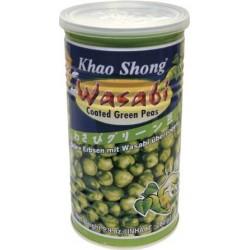 Khao Shong 280g Wasabi Coated Green Peas