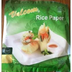 Velcom 250g Rice Paper 22cm Round