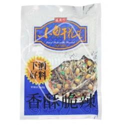 Sheng Xiang Zhen 80g Dried Fish With Peanuts