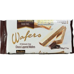 Shires Bakery 200g Choco Layered Wafers