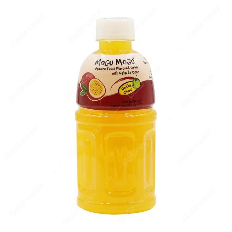 Mogu Mogu 320mL Passion Fruit