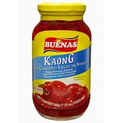 Buenas - 340g - Kaong Canned Fruit in Syrup