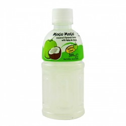 Mogu Mogu Coconut 320ml Coconut Drink with Nata De Coco