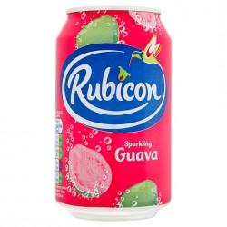 Rubicon 330mL Sparkling Guava