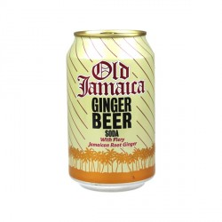 Old Jamaica 330mL Ginger Beer Soda