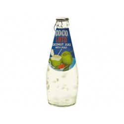 Coco Loto 300mL Coconut Juice with Aloe Vera