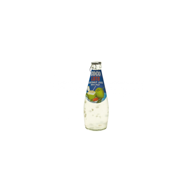 Coco Loto 300mL Coconut Juice with Aloe Vera