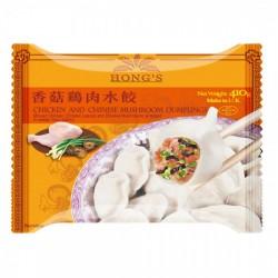 Hong's - 410g - Chicken and Chinese Mushroom Dumplings