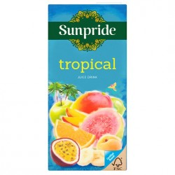 Sunpride 1 Litre Tropical Juice Drink