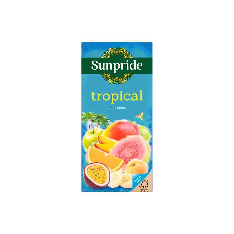 Sunpride 1 Litre Tropical Juice Drink