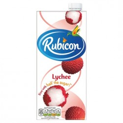 Rubicon 1 Litre Lychee Flavour