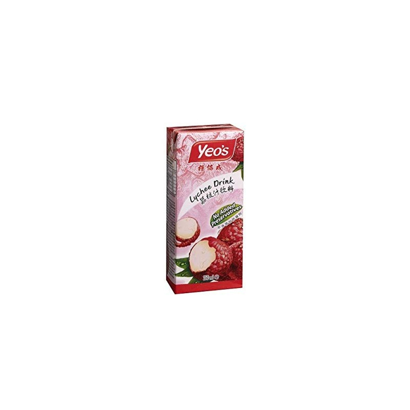 Yeos 1 Litre Lychee Flavoured Drink