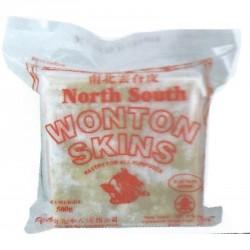 North South - 500g - Wonton Skins (Pastry)