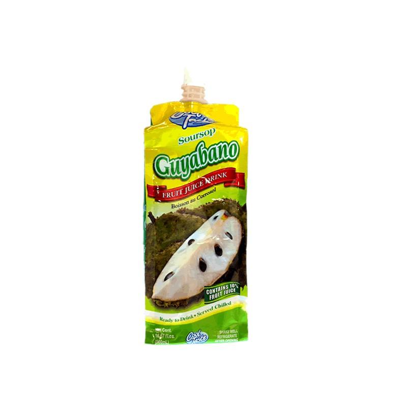 Cool Taste 500mL Guyabano Fruit Juice Drink