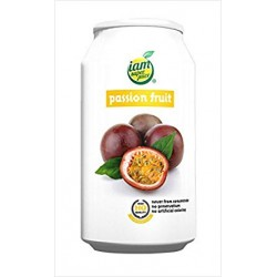 Iam 330mL Passion Fruit Drink