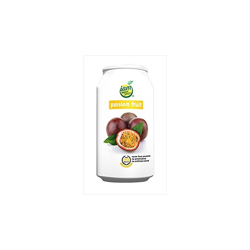 Iam 330mL Passion Fruit Drink