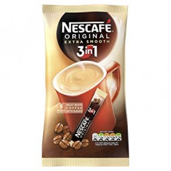 Nescafe Original 102g 3 in 1 Sachets