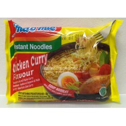 Indomie 80g Instant Noodles Chicken Curry Flavour