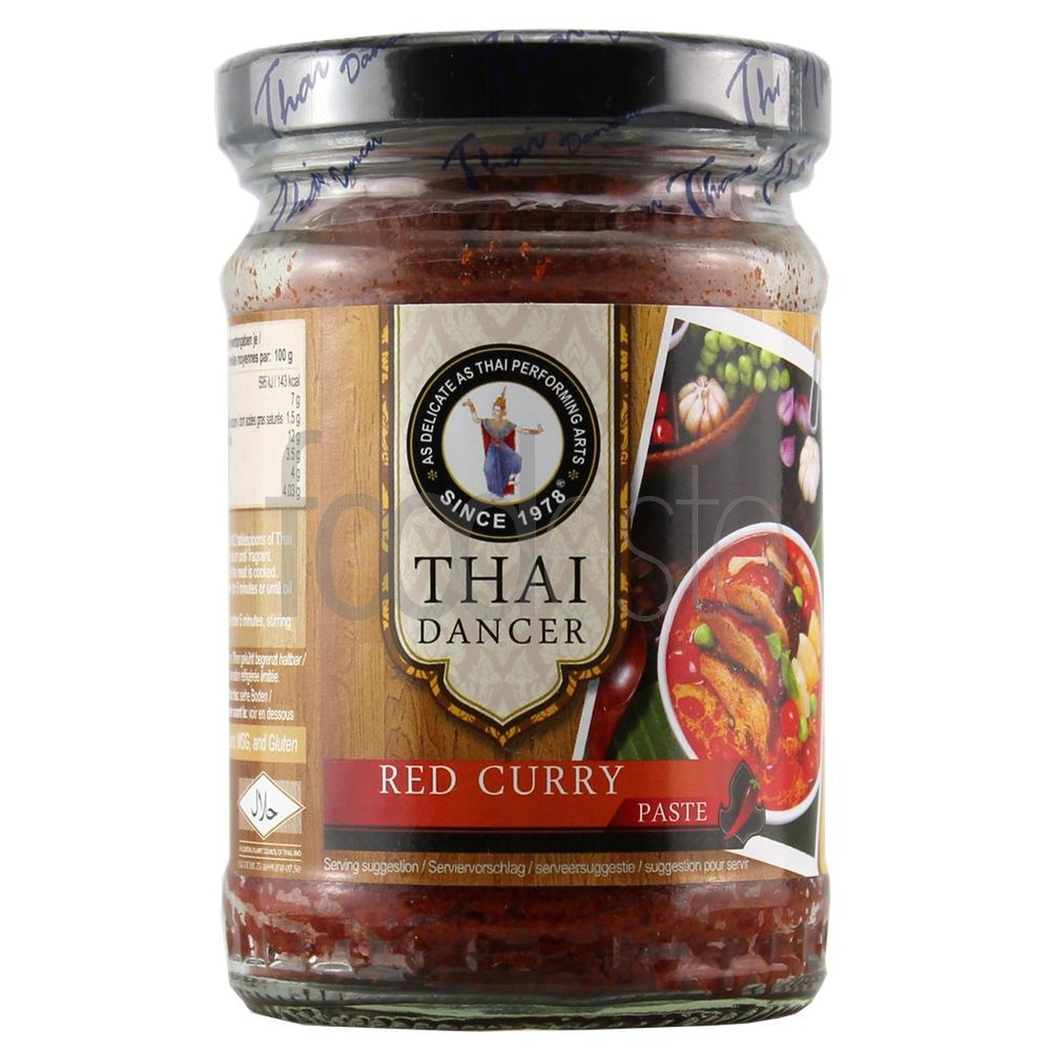 Thai Dancer 227g Red Curry Paste
