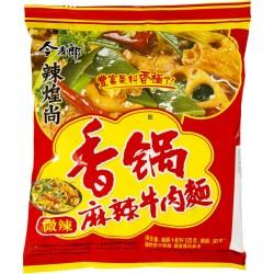 Jinmailang - 120g - Noodles (Spicy Beef)