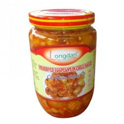 Longdan 365g Preserved Eggplant in Chilli Sauce