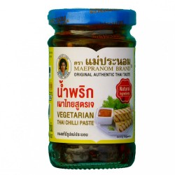 Mae Pranom - 228g - Thai Chilli Paste (Vegetarian)