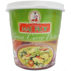 Mae Ploy - 1Kg - Red Curry Paste
