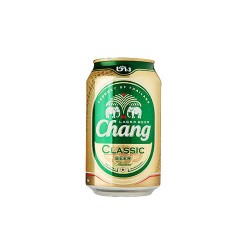 Chang - 330ml - Classic Beer (Can)