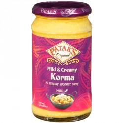 Patak's 400g Mild & Creamy Korma