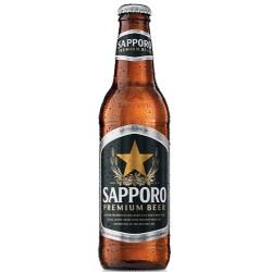 Sapporo - 33cl - Premium Beer
