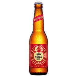 Red Horse - 330ml - Strong Brew Beer