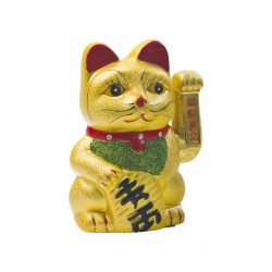 Moving Lucky Cat