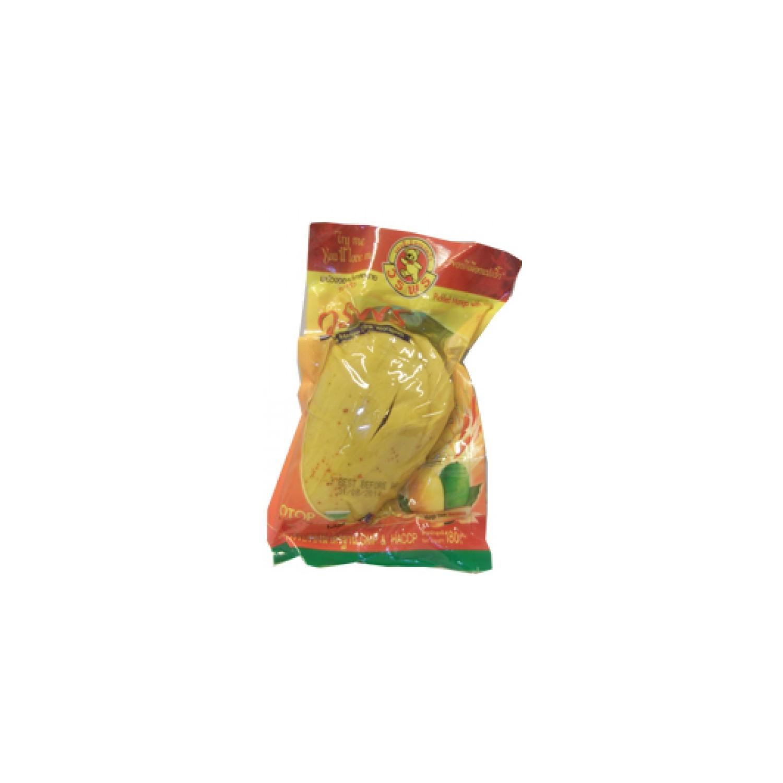 Woraporn - 180g มะม่วงดองน้ำตาลทรายรสเผ็ด Thai Pickled Mango with Chilli