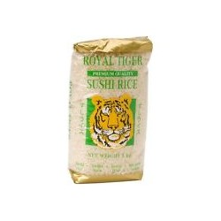 Royal Tiger 1Kg Premium Quality Sushi Rice