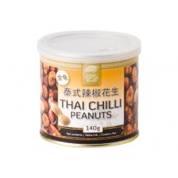 Golden Turtle 140g Thai Chilli Peanuts