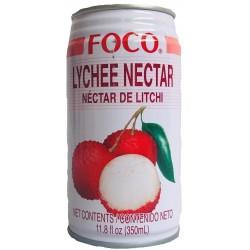 Foco 350mL Lychee Nectar
